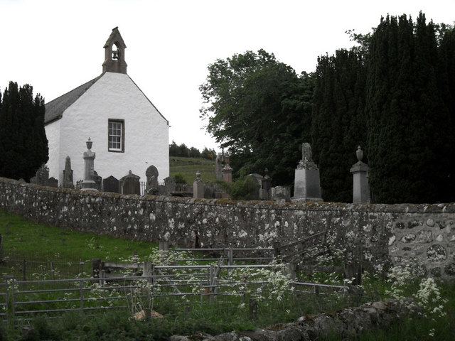St.Callan's Church, Rogart