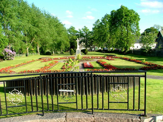 Gynack Memorial Gardens