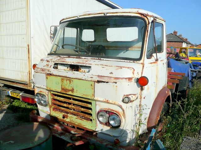 Commer CA Tractor Unit