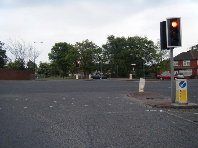Kirkmanshulme Lane