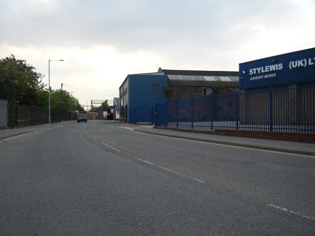 Gorton Road