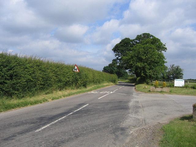 Wicker Lane, Guilden Sutton, Chester