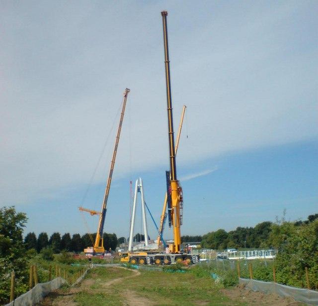 New Severn crossing taking shape