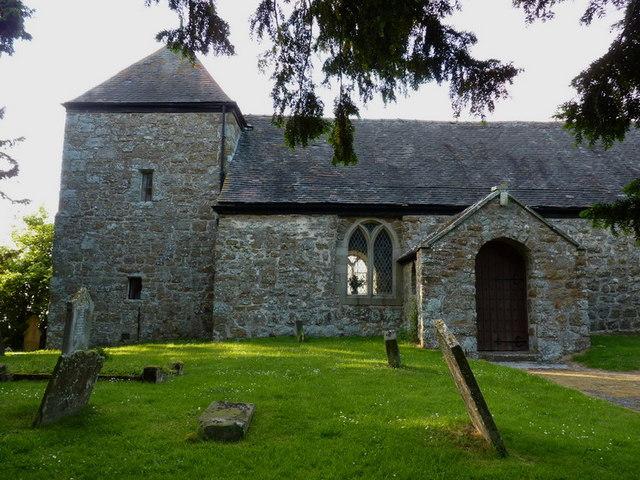 St John the Baptist church, Kenley