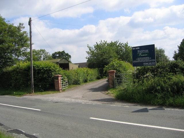 Birch Heath Farm, Christleton.
