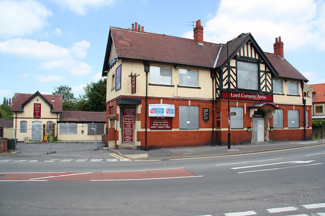 Lord Conyers Arms