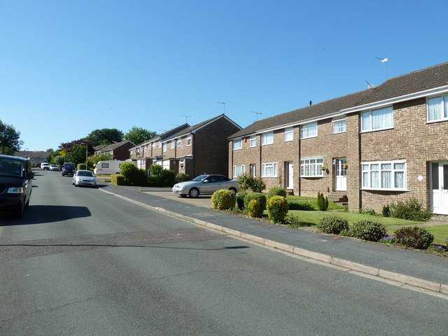 Houses in Crofton Close