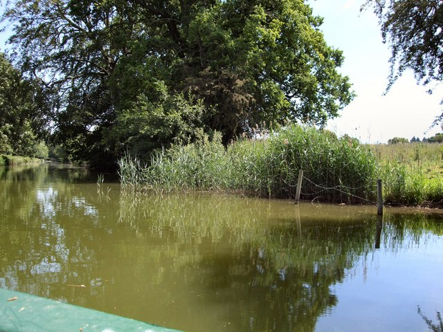 Banks of the Kennet & Avon Canal