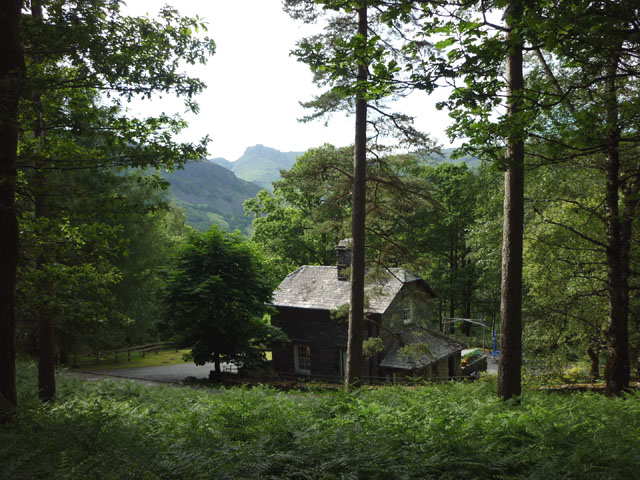 House in the woods, Elterwater
