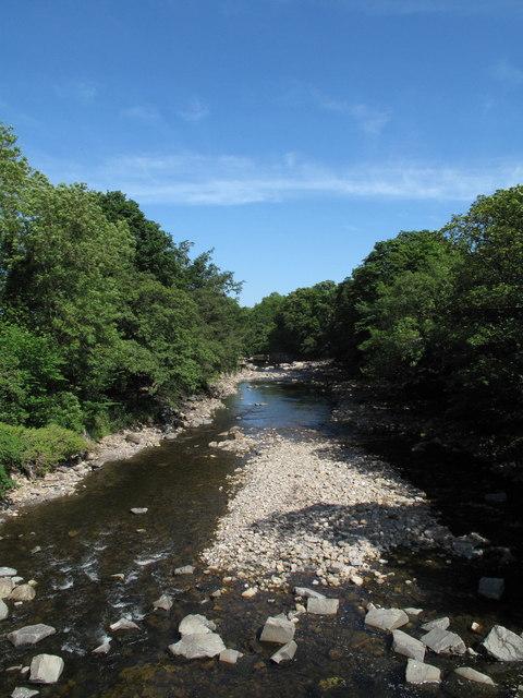 River Wear Looking East