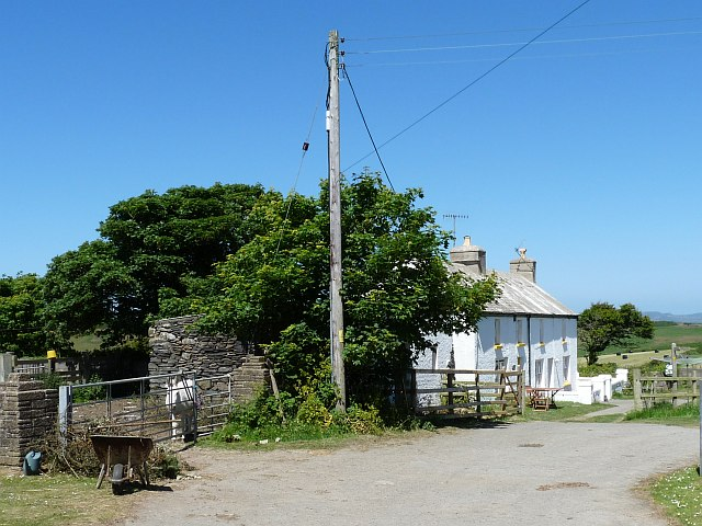 Cottages at Portheiddy