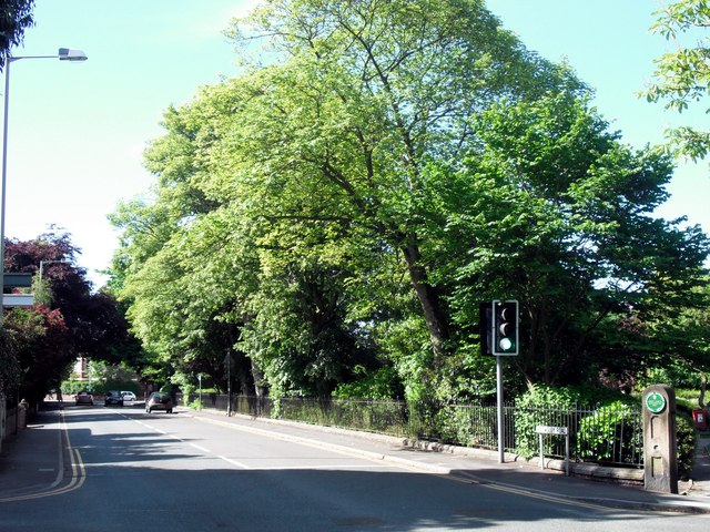 Knowsley Road, Ormskirk