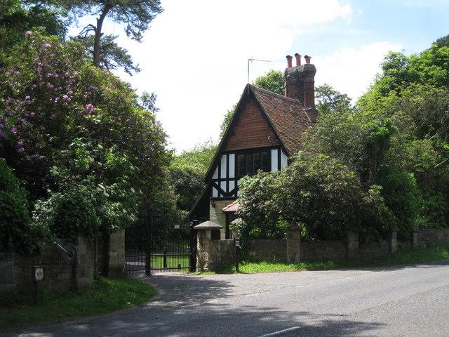 Lodge House at Seacox Heath