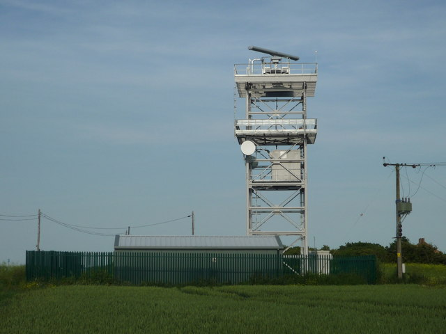 Allhallows Water Tower recycled