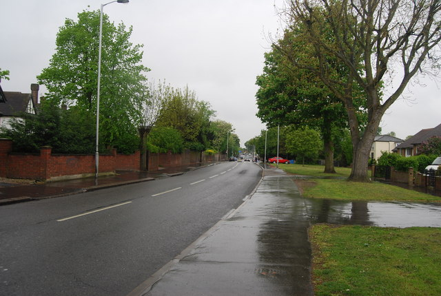 Beulah Hill (A215)