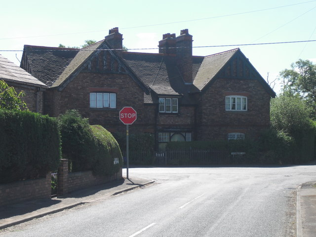 Estate cottages, Royal Oak