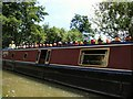 SU3667 : Canal Narrowboat by Paul Gillett