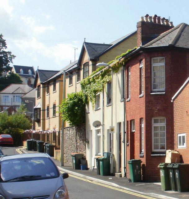 King Street, Newport