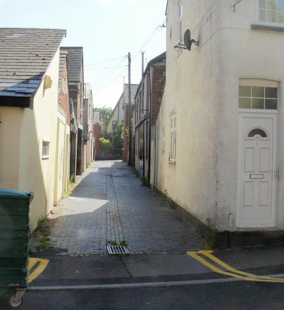 King Lane, Newport