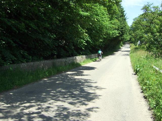 Garnon's Mill Road, Cilgerran