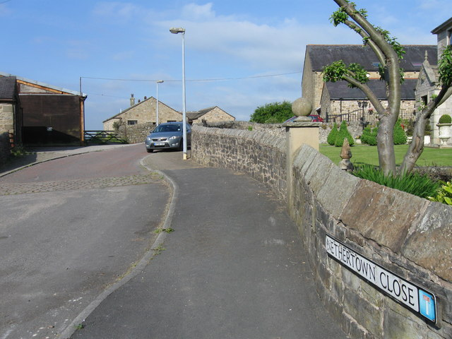 Nethertown Close, Whalley