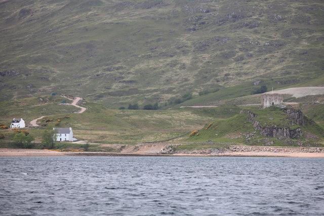 Glensanda and Port á Chaisteil