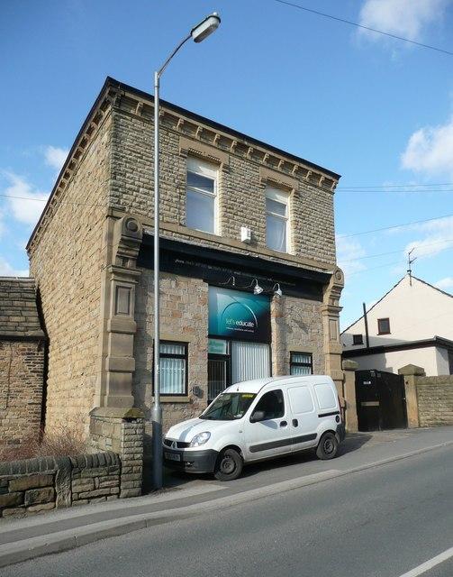 Former shop, Crackenedge Lane, Soothill