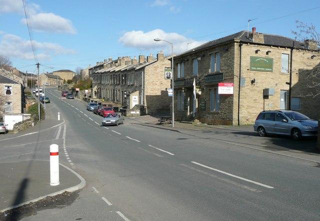 The Black Labrador, Crackenedge Lane, Soothill