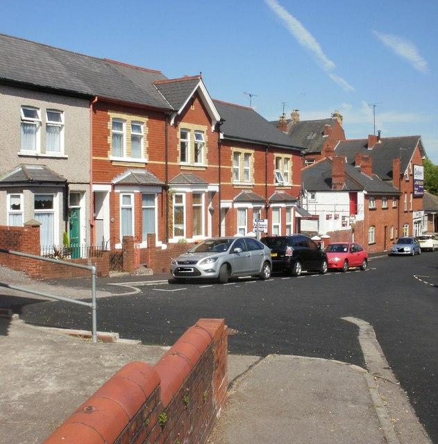 Queen Street, Newport