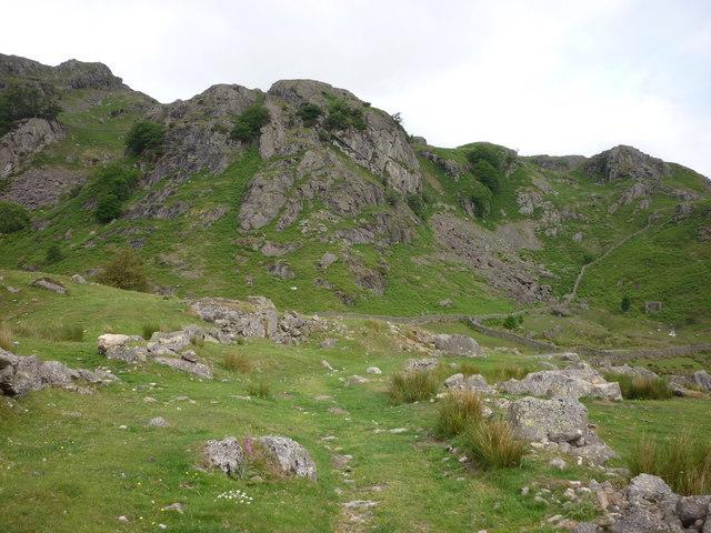 Raven Crag, Kentmere