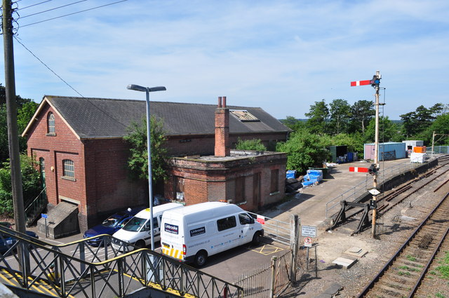 Thetford Goods Shed