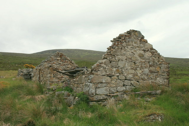 A previous dwelling at Creanich