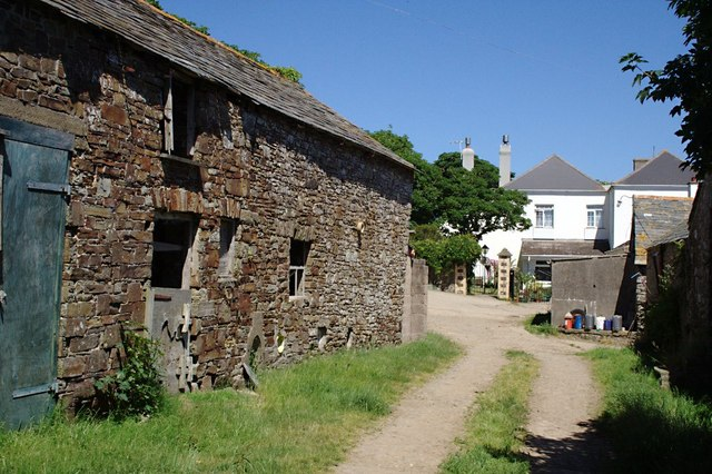 Blagdon Farm