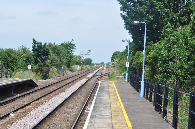 Railway to Peterborough