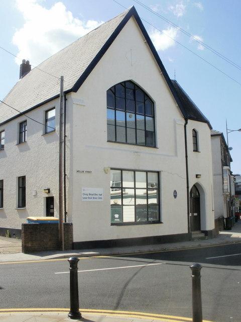 Lower Dock Street Clinic, Newport