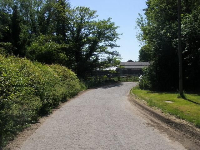 Wicken Road