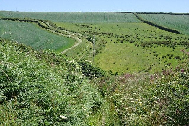 Green Lane to Markadon