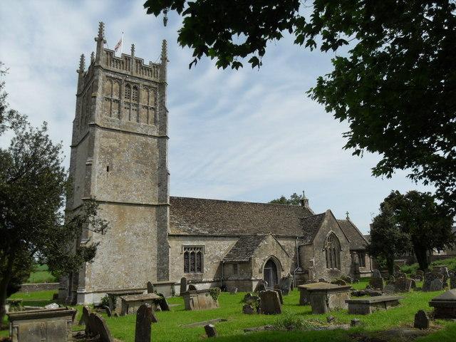 Church of St. Mary, Nettleton