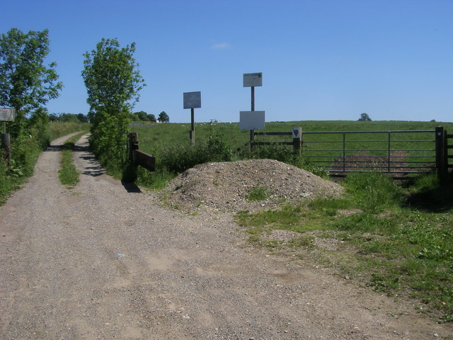 Up to Hill Farm