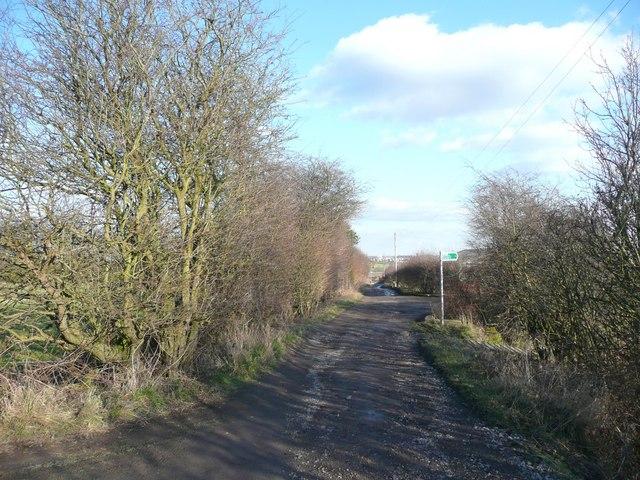 Gawthorpe Lane, Ossett