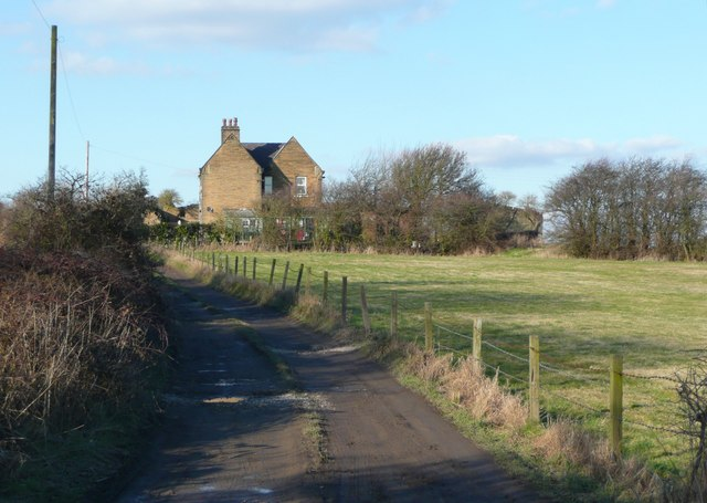Lower Park Farm, Ossett