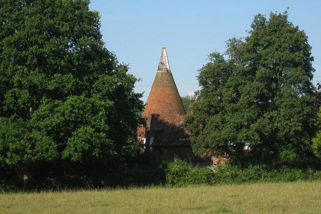 The Oast House, Bodiam Road, Sandhurst, Kent