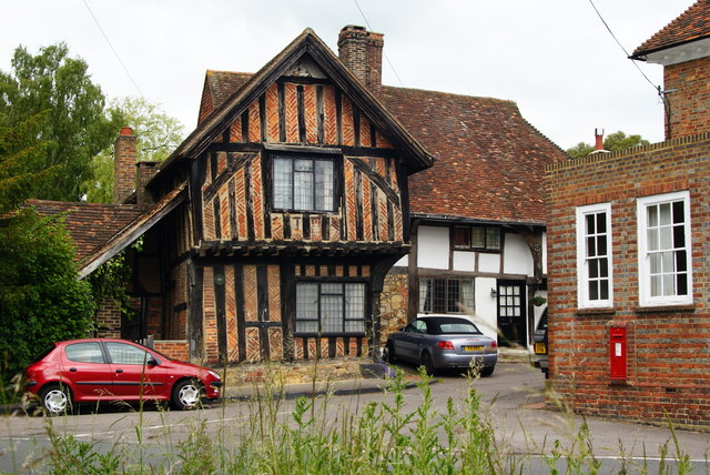 House on Church Road, Lingfield, Surrey
