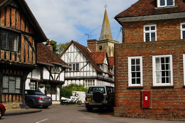 Lingfield, Surrey
