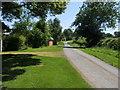 SP7138 : Chapel Lane by Shaun Ferguson