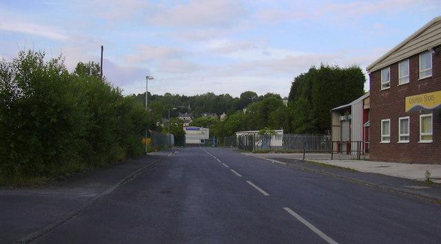 Park Road Industrial Estate, Bacup, Lancashire OL13 0BW