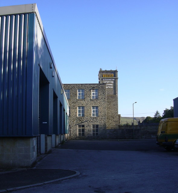 Forest Mill, Bacup