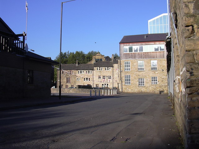 Industrial Place, Bacup