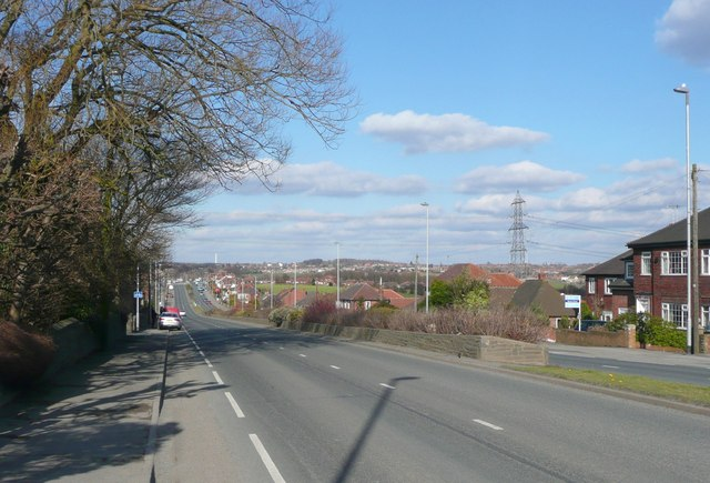 Leeds Road, Soothill