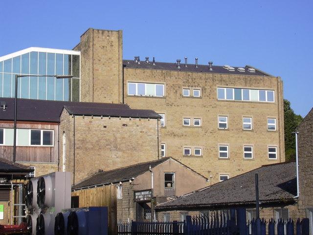 Rear of New Health Centre